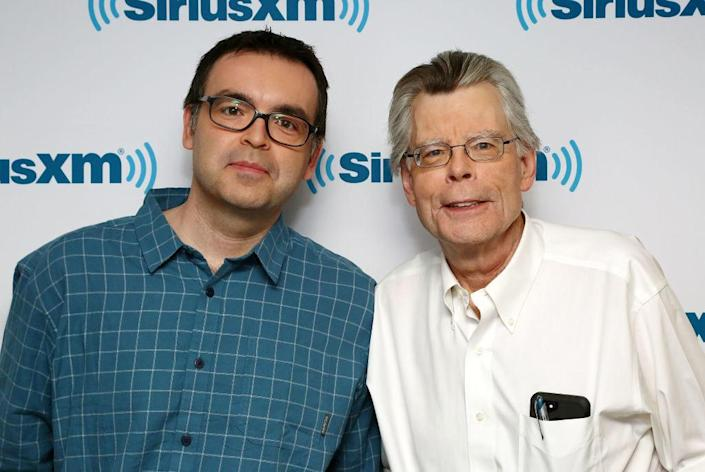 Owen and Stephen King