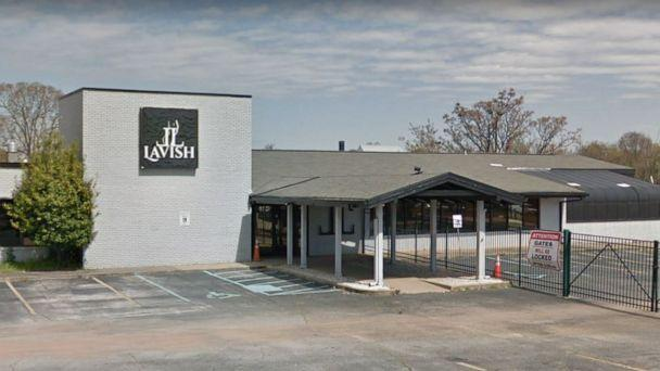 PHOTO: Two people are dead and eight people have been injured after a shooting took place at Lavish Lounge in Greenville, South Carolina, just before 2 a.m. on Sunday, July 5, 2020. (Google Street View)