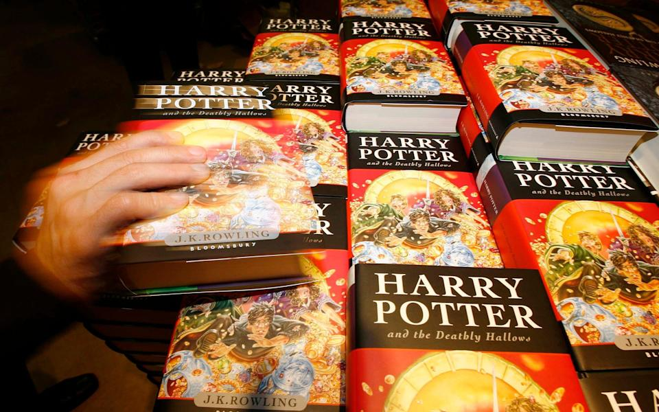 The Harry Potter publisher will require staff to be vaccinated before they return to the office - PA