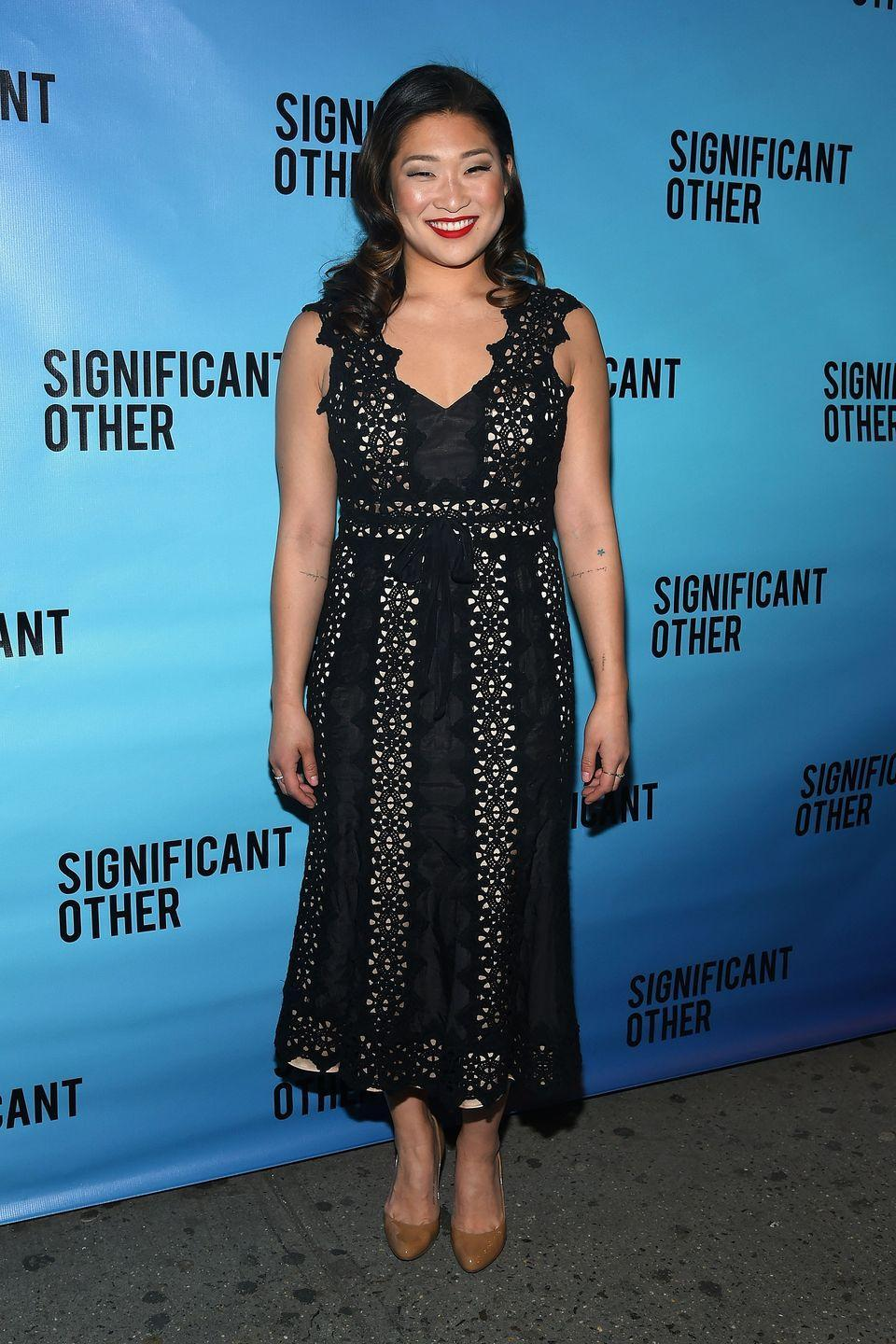 """<p>Tina Cohen-Chang from <em>Glee</em> was born in South Korea and adopted by a New York family when she was 3 months old. She <a href=""""https://www.straitstimes.com/lifestyle/entertainment/positive-look-at-adoption"""" rel=""""nofollow noopener"""" target=""""_blank"""" data-ylk=""""slk:told"""" class=""""link rapid-noclick-resp"""">told </a><em><a href=""""https://www.straitstimes.com/lifestyle/entertainment/positive-look-at-adoption"""" rel=""""nofollow noopener"""" target=""""_blank"""" data-ylk=""""slk:The Straits Times"""" class=""""link rapid-noclick-resp"""">The Straits Times</a></em>, she """"'hadn't had questions' about her biological parents growing up because she felt a strong sense of belonging in her adopted family.""""</p><p>In 2016, she wrote an essay about her positive adoption experience in Melanie Lee's book, <em><a href=""""https://www.goodreads.com/book/show/29534593-how-do-you-get-to-the-garden-galaxy"""" rel=""""nofollow noopener"""" target=""""_blank"""" data-ylk=""""slk:How Do You Get to the Garden Galaxy?"""" class=""""link rapid-noclick-resp"""">How Do You Get to the Garden Galaxy?</a></em>, the fifth in <em>The Adventures of Squirky the Alien</em> series.</p>"""