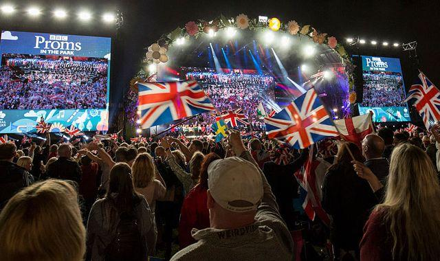 Last Night Of The Proms: Rule Britannia and Land Of Hope And Glory face the axe