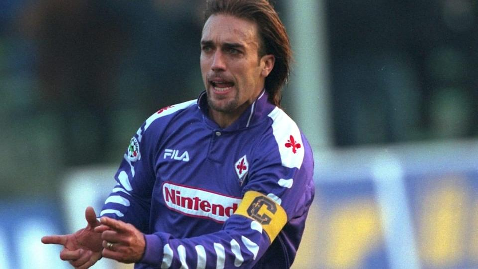 Gabriel Batistuta | Getty Images/Getty Images