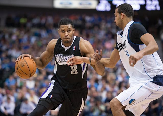 Kings hope to use Hall of Famers, digital tour of new arena to impress Rudy Gay