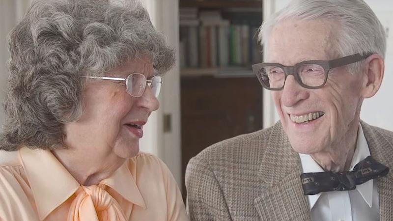 Grandparents' 'Up' Piano Duet to Celebrate Wedding Anniversary Will Leave You in Tears