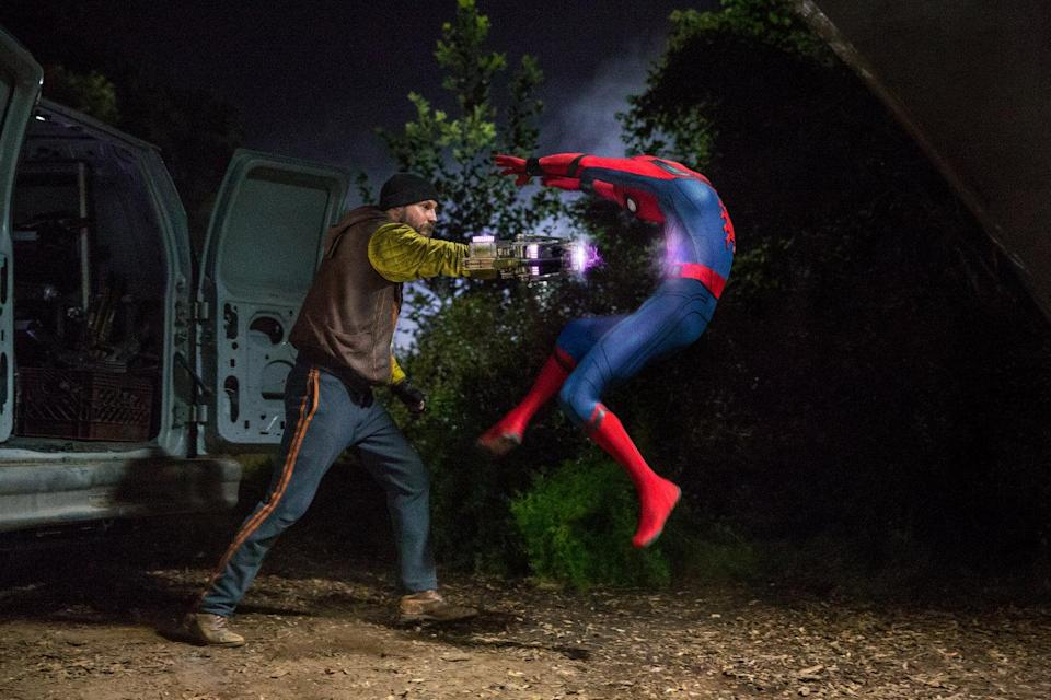 <p>Peter Parker's solo return to the Marvel fold was an unquestionable success. Tom Holland proved to perfect casting as the web-slinger whose struggles with high school life were treated with the same respect as his battle for New York with Michael Keaton's superb Vulture. </p>