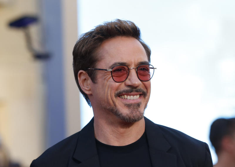 "The World Premiere of ""Spider-Man: Homecoming"" – Arrivals – Los Angeles, California, U.S., 28/06/2017 - Actor Robert Downey Jr. REUTERS/Mario Anzuoni"