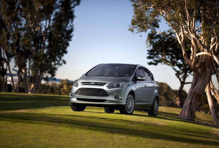 Road Test of the Ford C-MAX Energi SEL