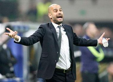 Guardiola may be ready to leave