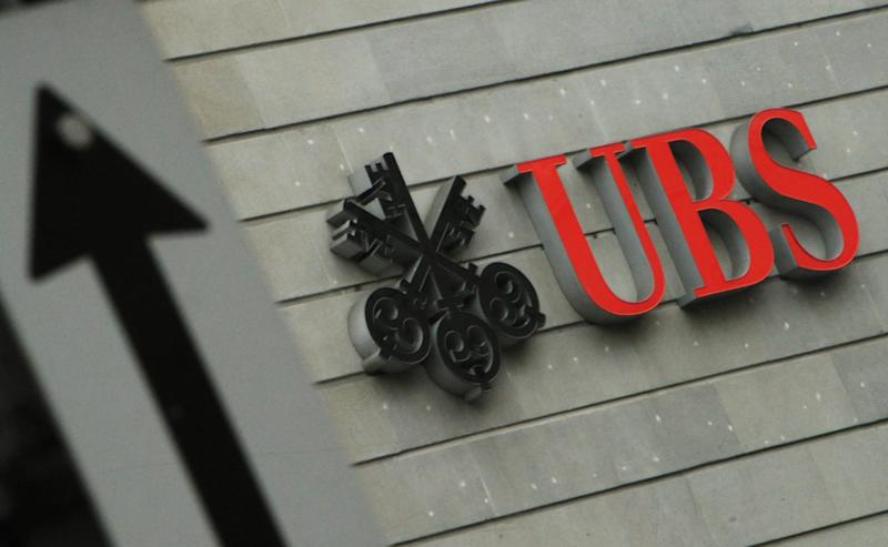 Swiss bank UBS beats forecasts and shares surge