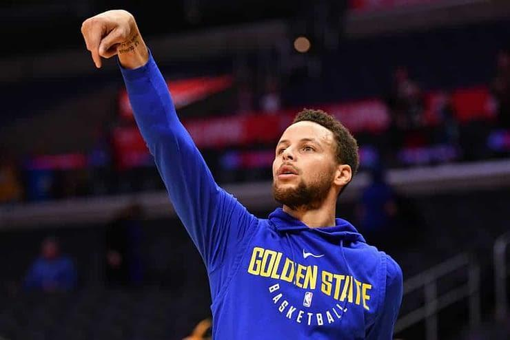 EMac gives his favorite NBA DFS picks for Yahoo + DraftKings + FanDuel daily fantasy basketball lineups Stephen Curry | Sunday 4/4/21