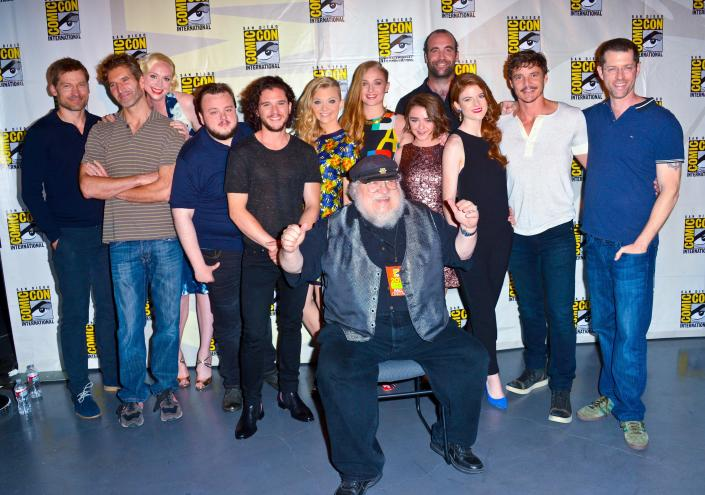 """HBO's """"Game Of Thrones"""" Panel And Q&A - Comic-Con International 2014"""