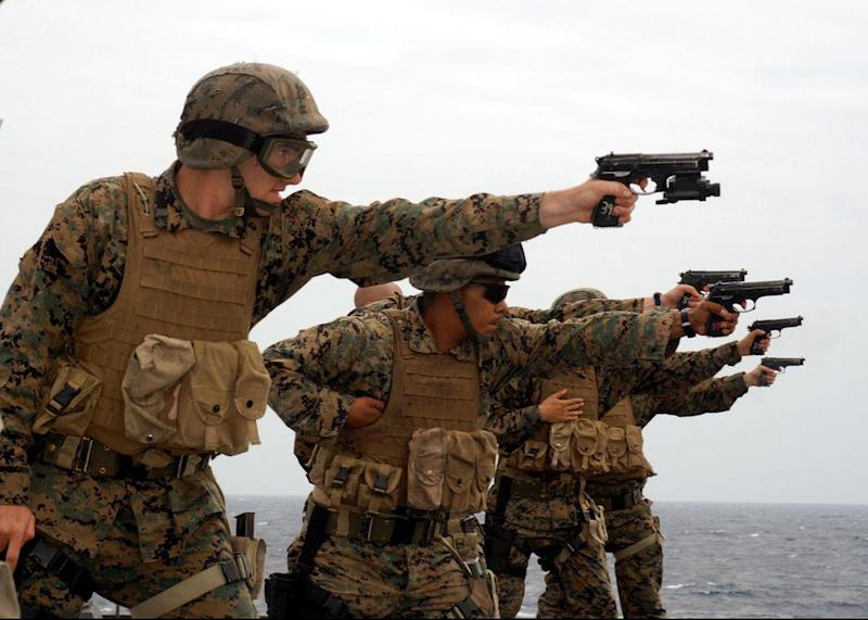By U.S. Navy photo by Journalist Seaman Apprentice Marc Rockwell-Pate - This Image was released by the United States Navy with the ID 050326-N-7526R-009 (next).This tag does not indicate the copyright status of the attached work. A normal copyright tag is