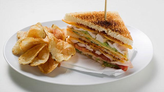 Where to Find the World's Priciest Club Sandwich