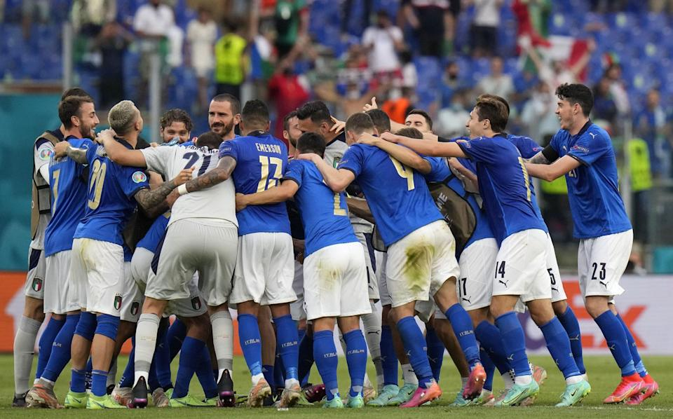 Italy vs Austria, Euro 2020 last-16: What time is kick-off, what TV channel is it on and what is our prediction? - Alessandra Tarantino/POOL/EPA-EFE/Shutterstock