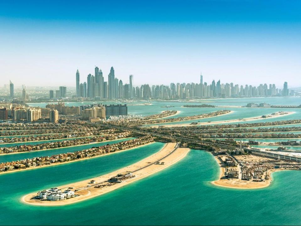 Dubai has joined the travel corridors list (Getty Images/iStockphoto)