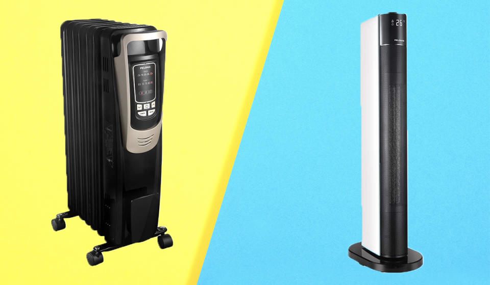 Save up to 33 percent on these top-rated heaters. (Photo: Amazon)