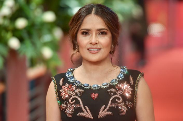 Salma Hayek, 54, reflected on being told both her age and her Mexican nationality would prevent her from finding success as an actress. (Photo: Stephane Cardinale - Corbis/Corbis via Getty Images)