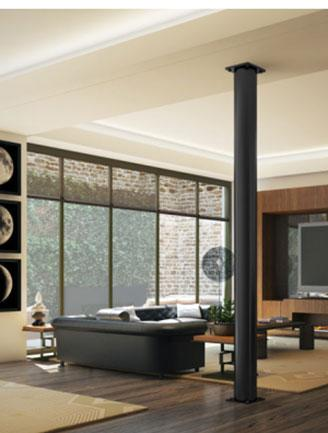 "<div class=""caption-credit"">Photo by: Photo: The Residences at Sixty-Six East Eleventh S</div><div class=""caption-title""></div><b>Den</b> Want to control anything in the apartment from any room? Everything is run from an iPad-based home control pad (iPad included). <br>"