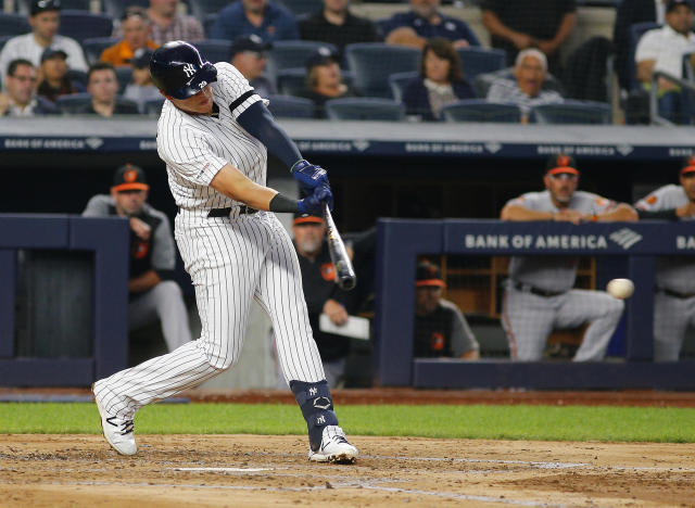 Gio Urshela was acquired by the New York Yankees for $25,000. (USA TODAY Sports)