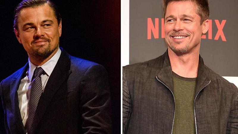 DiCaprio and Pitt team up for new Quentin Tarantino movie