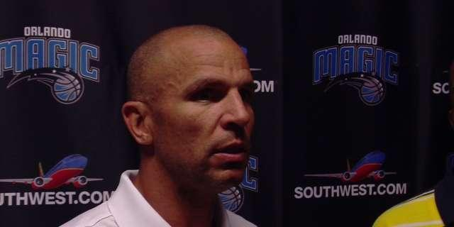 Jason Kidd gets technical foul in first game as Brooklyn Nets head coach (Video)