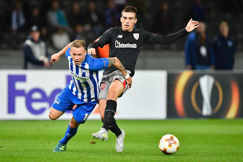 Europa League: Athletic Bilbao gegen Hertha BSC live im TV & Stream