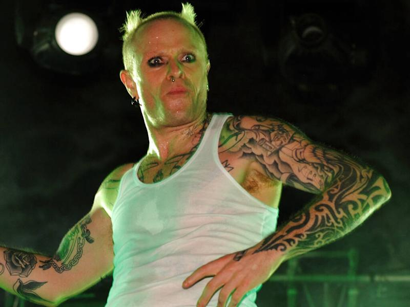 Keith Flint's possessions sell for $445,600 at auction