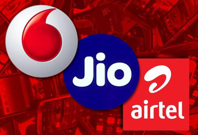 Reliance Jio offers the cheapest entry level postpaid plan whereas Airtel has the most expensive entry level offering