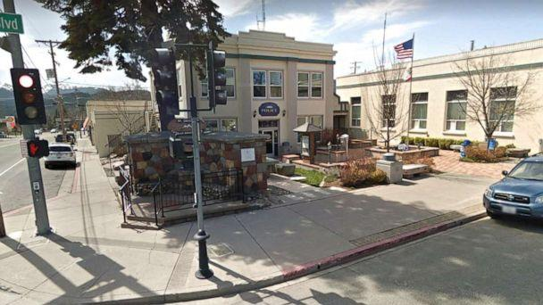PHOTO: Mount Shasta Police Department in Mount Shasta, Calif. (Google Maps Street View)