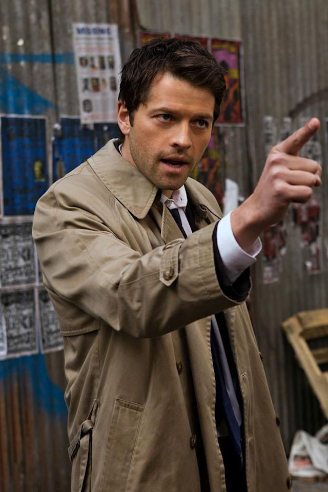 """WORST: """"<a href=""""/supernatural/show/37502"""">Supernatural</a>"""" — Castiel made Raphael explode, and then our formerly favorite angel got power-crazed and decided that he was God. Remember when this show was about two attractive brothers fighting off demons from urban legends? The producers sure don't."""