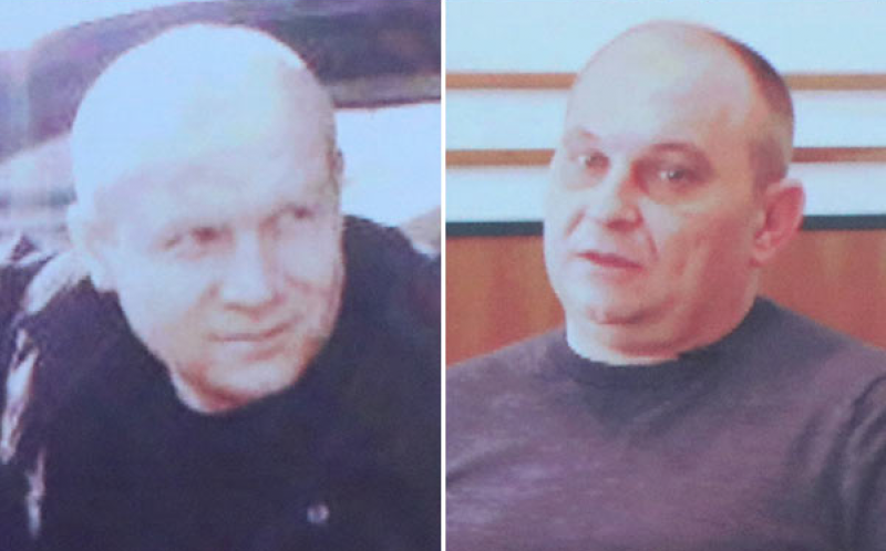 Oleg Pulatov and Leonid Kharchenko who are both accused of murdering 298 passengers onboard MH17.