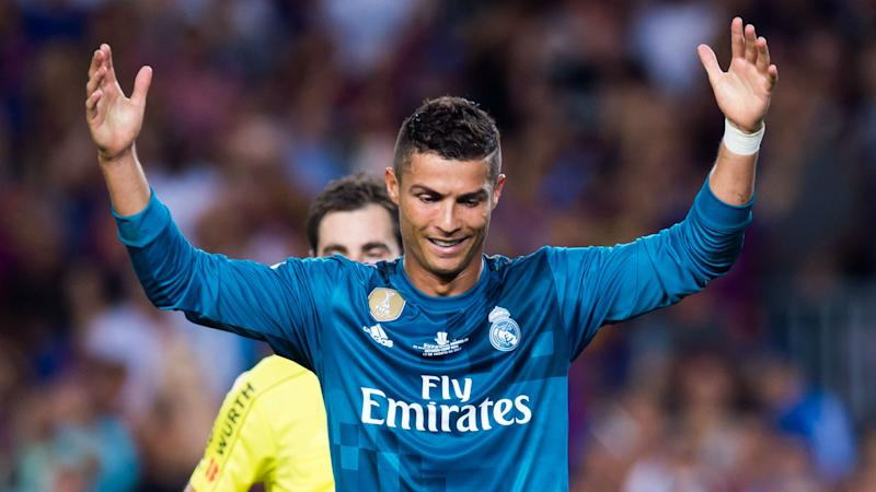 Ronaldo gets five-match ban for pushing referee