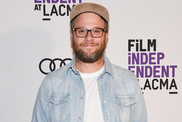 "<p>Rogen was one of the first big stars to condemn Weinstein's alleged behavior. ""I believe all the women coming forward about Harvey Weinstein's sexual harassment. It takes bravery to do so,"" he shared on social media. (Photo: Tara Ziemba/FilmMagic) </p>"