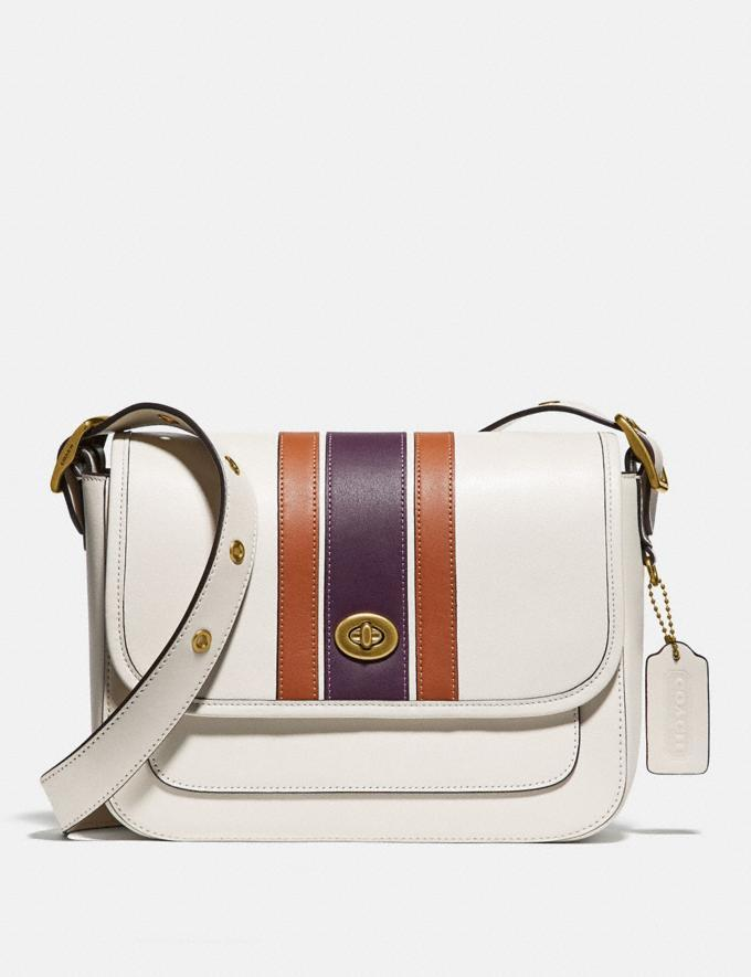 Rambler Crossbody With Varsity Stripe is on sale at Coach, $234 (originally $550).