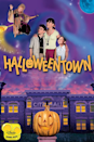 """<p>Marnie, Sophie, and Dylan (<strong>Kimberly J. Brown, Emily Roeske</strong>, and <strong>Joey Zimmerman</strong>) are shocked to learn that their mom (<strong>Judith Hoag</strong>) is a magical witch. When Marnie discovers that she has magical powers, she sneaks out of her house and follows her grandmother (<strong>Debbie Reynolds</strong>) to a mystical place called <em>Halloweentown</em>. </p><p><a class=""""link rapid-noclick-resp"""" href=""""https://go.redirectingat.com?id=74968X1596630&url=https%3A%2F%2Fwww.disneyplus.com%2Fmovies%2Fhalloweentown%2Fkn5updFQLqbG&sref=https%3A%2F%2Fwww.goodhousekeeping.com%2Flife%2Fentertainment%2Fg33651563%2Fdisney-halloween-movies%2F"""" rel=""""nofollow noopener"""" target=""""_blank"""" data-ylk=""""slk:WATCH NOW"""">WATCH NOW</a></p><p><strong>Read More:</strong> <a href=""""https://www.goodhousekeeping.com/life/entertainment/g33673984/halloweentown-cast-now/"""" rel=""""nofollow noopener"""" target=""""_blank"""" data-ylk=""""slk:See What the Cast of Halloweentown Looks Like Now"""" class=""""link rapid-noclick-resp"""">See What the Cast of <em>Halloweentown </em>Looks Like Now</a></p>"""