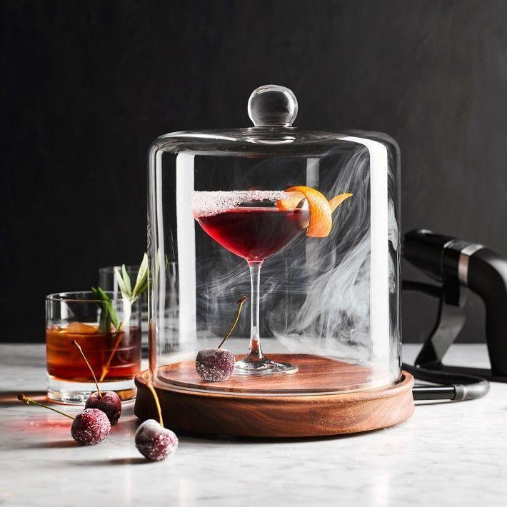 """<p><strong>Meural</strong></p><p>williams-sonoma.com</p><p><strong>$199.95</strong></p><p><a href=""""https://go.redirectingat.com?id=74968X1596630&url=https%3A%2F%2Fwww.williams-sonoma.com%2Fproducts%2Fcrafthouse-fortessa-cocktail-smoking-cloche%2F&sref=https%3A%2F%2Fwww.womenshealthmag.com%2Flife%2Fg33501922%2Funique-gift-ideas-for-men%2F"""" rel=""""nofollow noopener"""" target=""""_blank"""" data-ylk=""""slk:Shop Now"""" class=""""link rapid-noclick-resp"""">Shop Now</a></p><p>No dark cocktail bars in the near future? No problem. He can make his own top-shelf cocktails and smoke them too with this glass smoking cloche set. (Chic jacket and white gloves sold separately.)</p>"""
