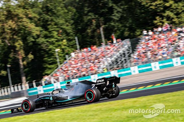 "Valtteri Bottas, Mercedes AMG F1 W10 <span class=""copyright"">Alessio Morgese / Luca Rossini</span>"
