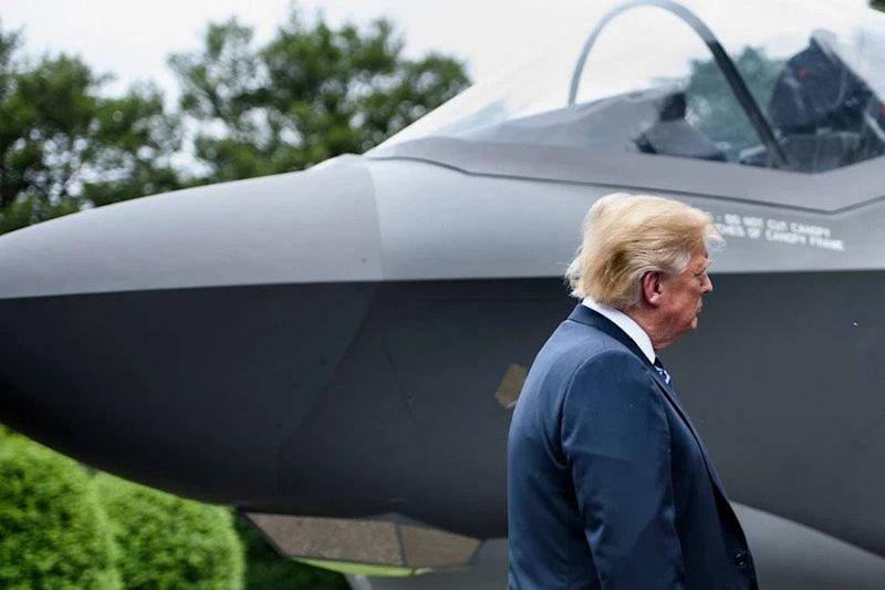 Trump puts Israel's security in danger with deal to sell fighter jets to United Arab Emirates | Opinion