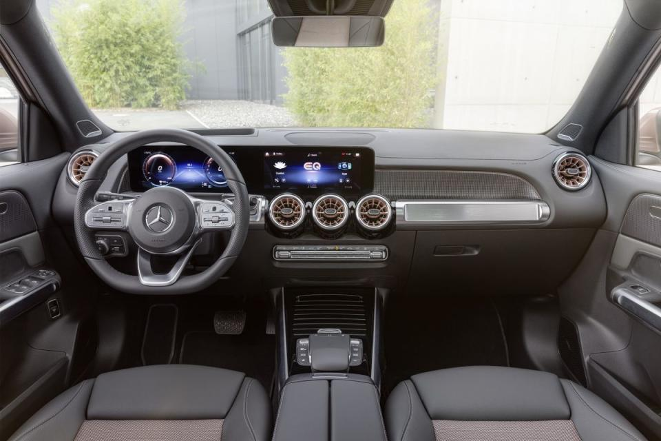 Mercedes-Benz's EQB electric SUV is coming to the US in 2022