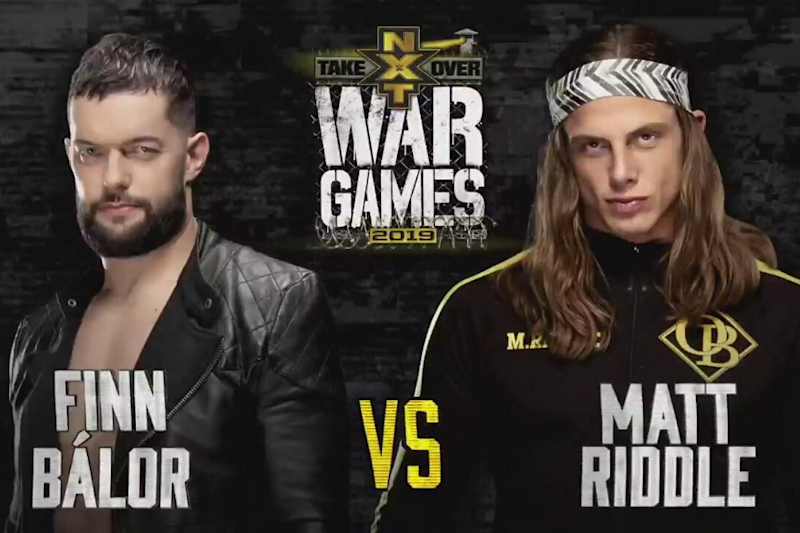 WWE NXT Results: Finn Balor Gets New Opponent for WarGames, Bayley Beats Shayna Baszler