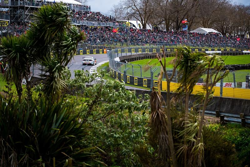 Local law forces Supercars New Zealand move
