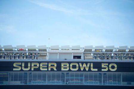 NFL: Super Bowl 50 Stadium and Field Preparation-Press Conference