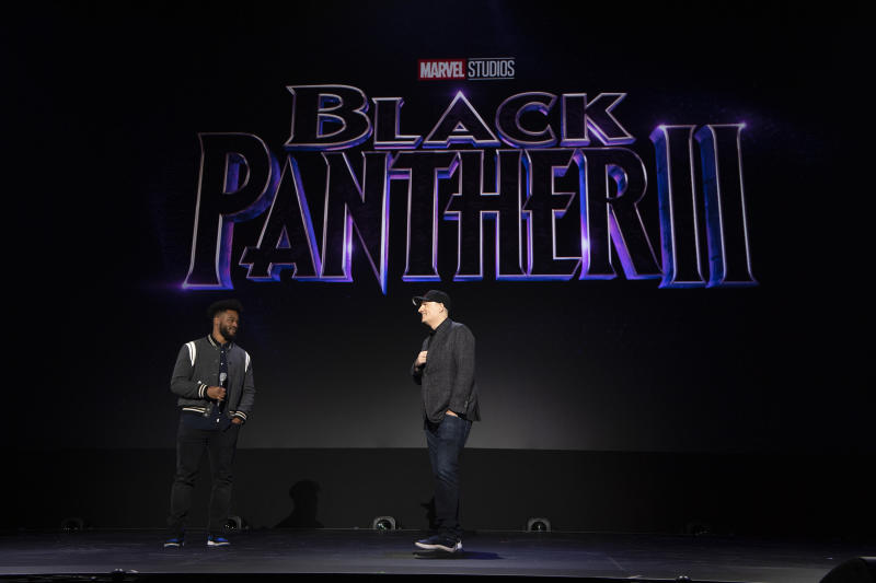 black panther movie 2020