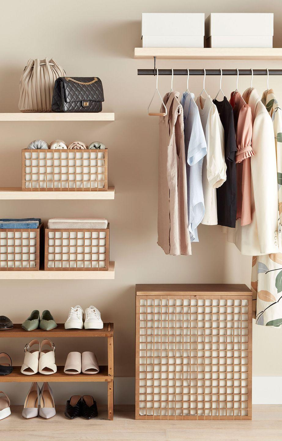 Photo credit: Jay Newby / The Container Store x KonMari