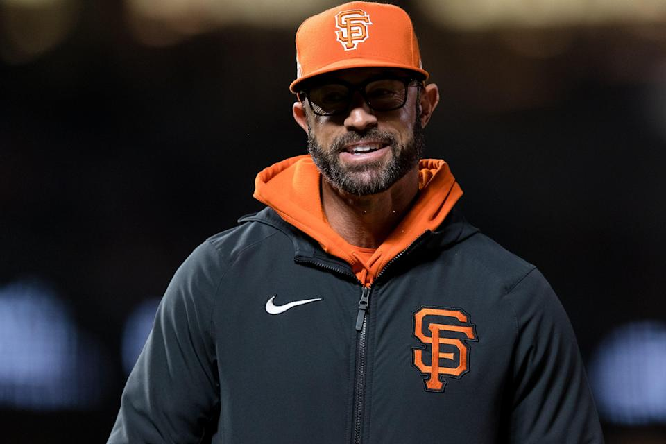Gabe Kapler is the favorite for the NL Manager of the Year award.