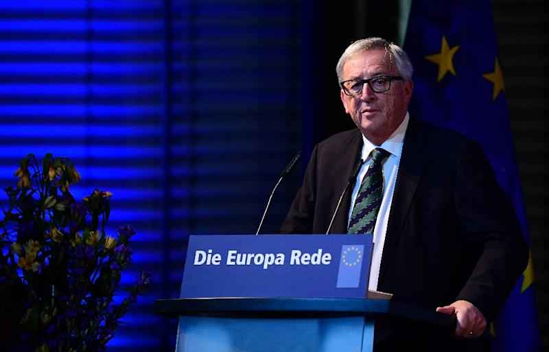 """European Commission chief, Jean-Claude Juncker, said he expected two years of """"wasted time"""" as President-elect Donald Trump """"tours a world he doesn't know"""""""