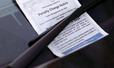 Surge in number of parking fines issued by private firms
