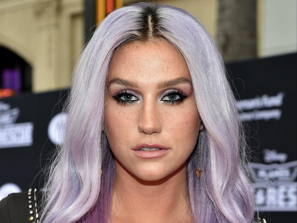 Singer Kesha (Getty Images for Disney)