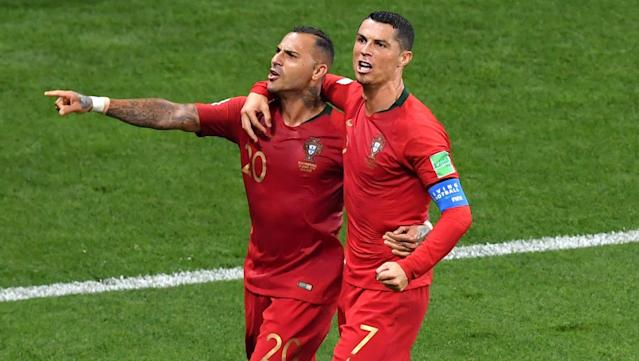 As things currently stand, Portugal would win the group and Spain would finish second.