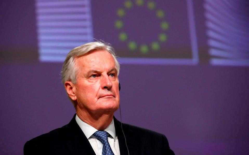 Michel Barnier urged the EU to build a bloc that no one would dream of leaving. - AFP